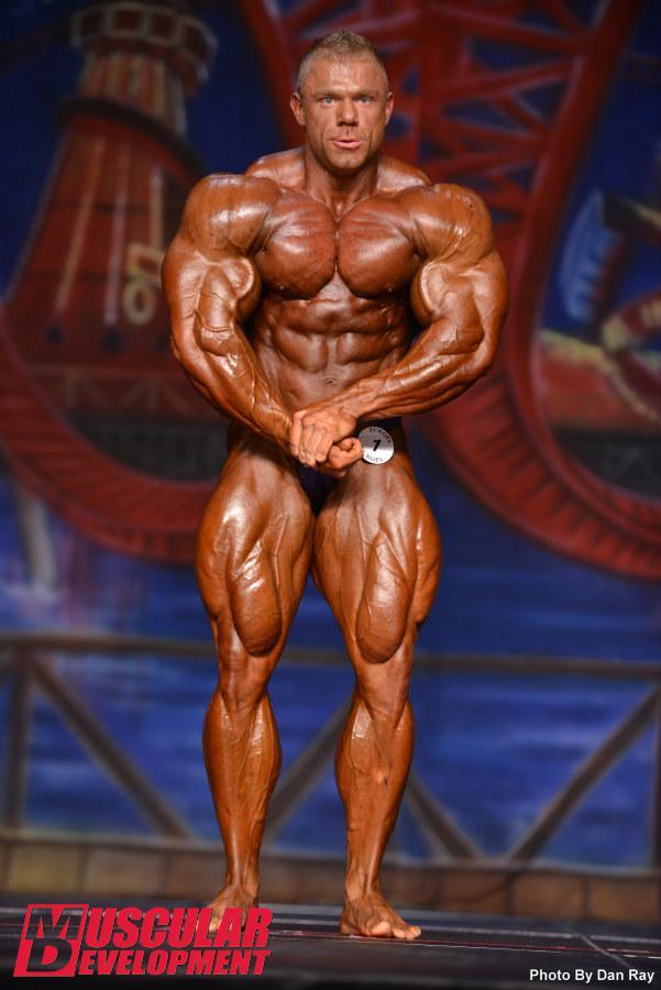 Orlando Europa Show of Champions 2014 - Winners | Muscular Development