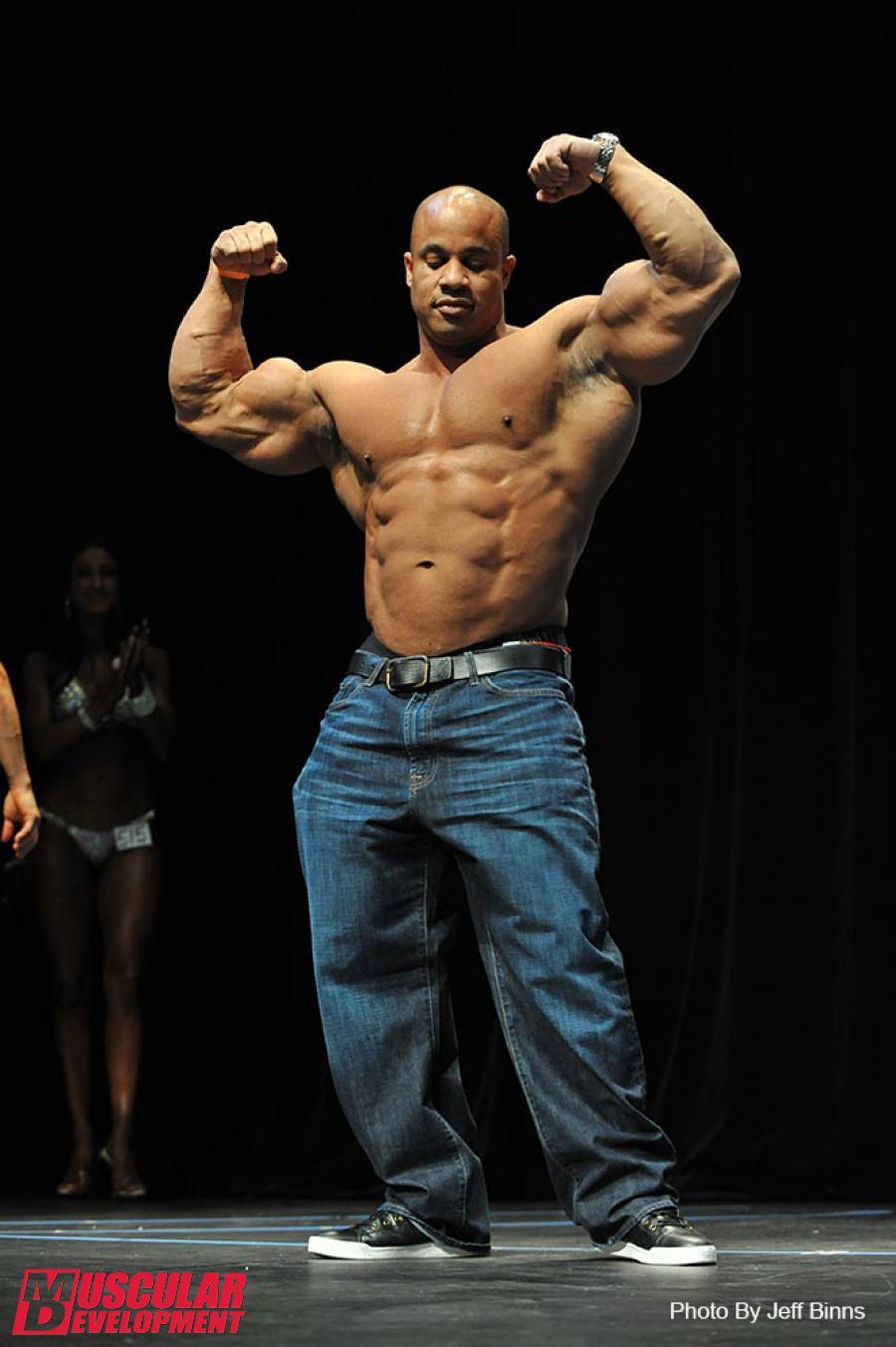 biggest steroid bodybuilder