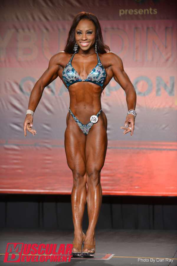 Bikini, Figure & WPD Winners - IFBB Tampa Pro 2014