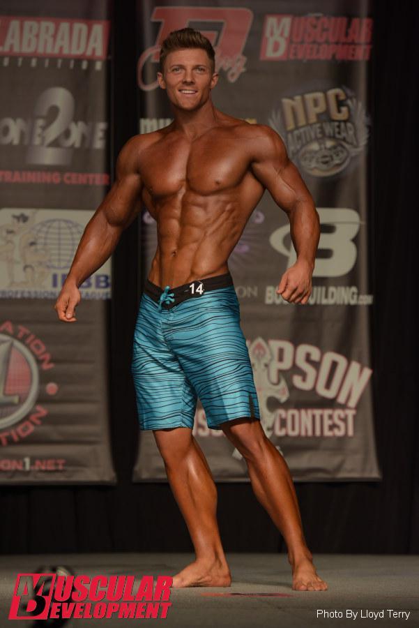 Winners from the IFBB Dallas Pro 2014