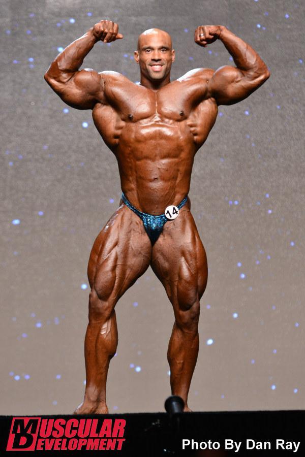 Mr. Olympia 2014 Webcast 14134-juan-morel-9_final