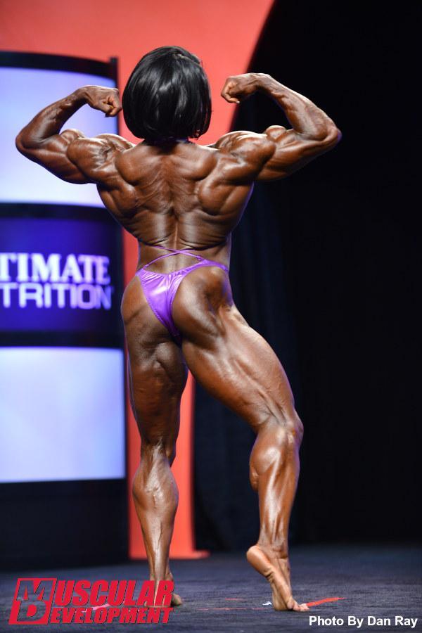 Mr. Olympia 2014 Webcast 2867-iris-kyle-123_final