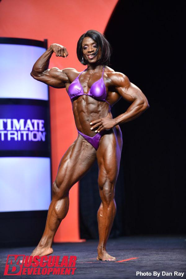 Mr. Olympia 2014 Webcast 2867-iris-kyle-169_final