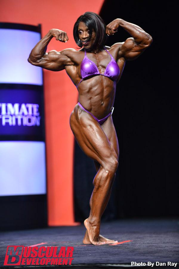 Mr. Olympia 2014 Webcast 2867-iris-kyle-195_final