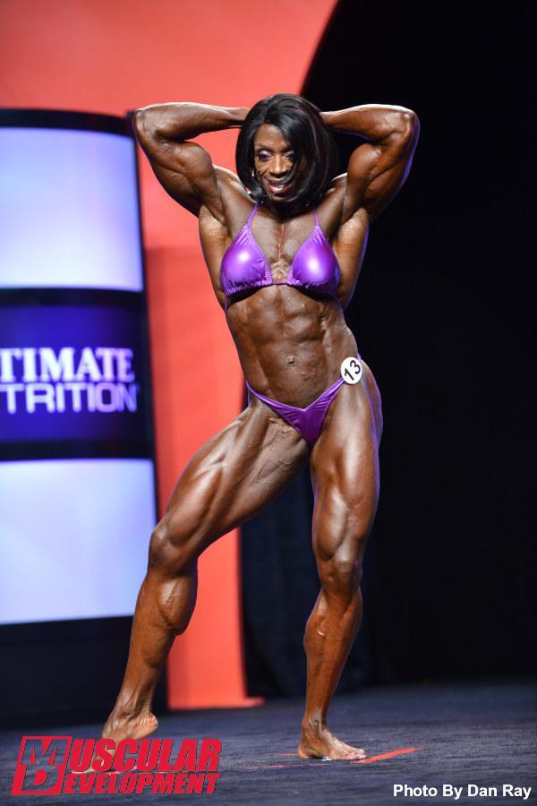 Mr. Olympia 2014 Webcast 2867-iris-kyle-205_final