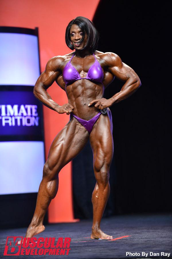 Mr. Olympia 2014 Webcast 2867-iris-kyle-211_final