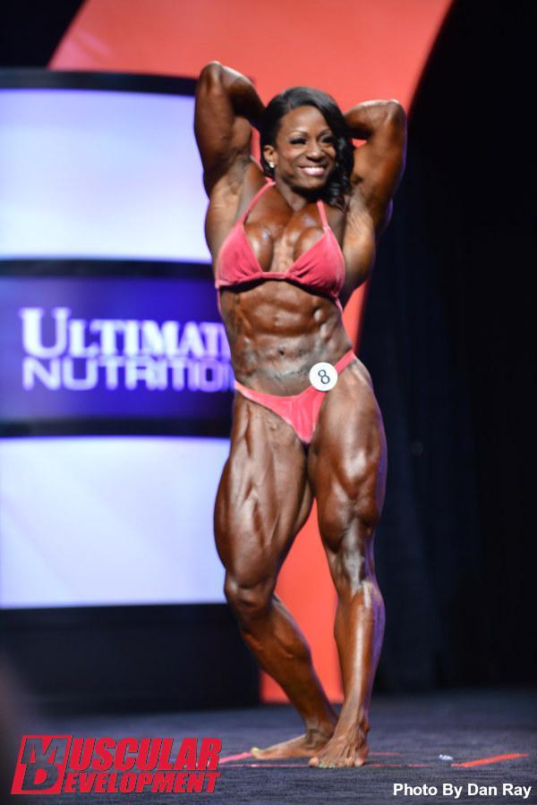 Mr. Olympia 2014 Webcast 37961-margie-martin-91_final