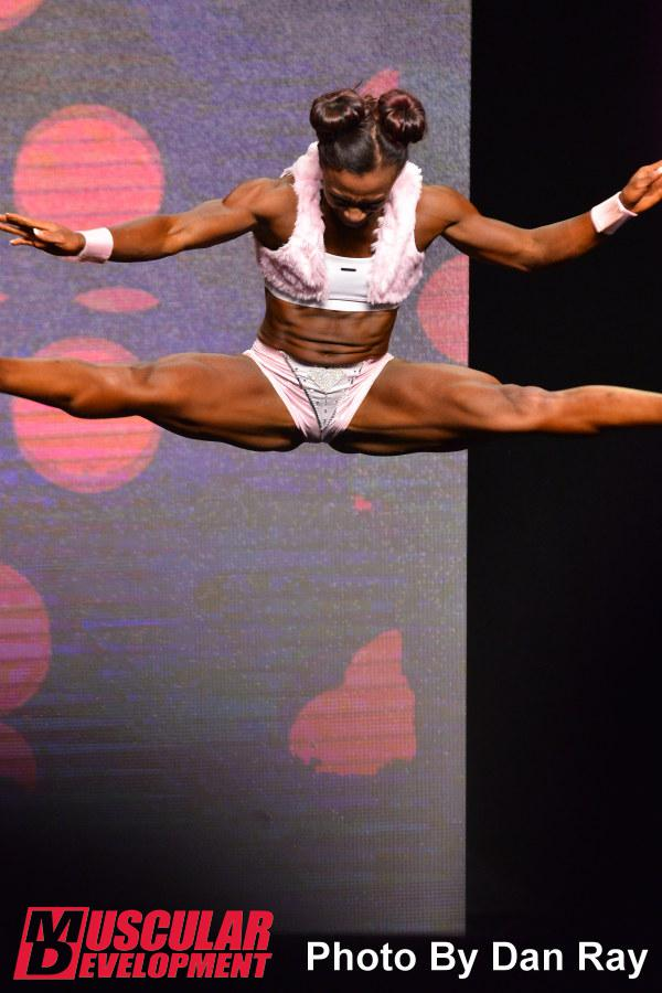 Mr. Olympia 2014 Webcast 5365-tanji-johnson-91_final