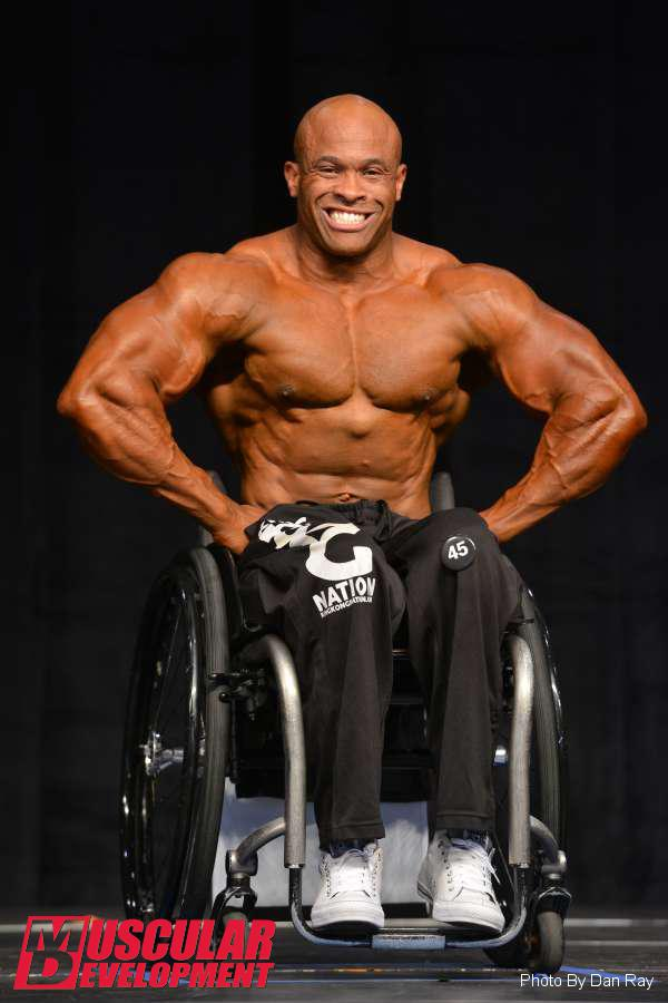 WPD, MPD & Wheelchair Bodybuilding Results | IFBB Toronto