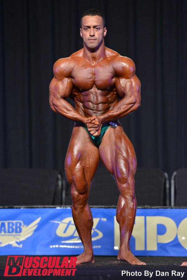 Christian Salcedo Wins Bodybuilding | NPC Jr. Nationals 2015