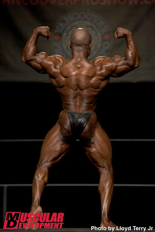 Shaun Clarida Wins the 212 | IFBB Vancouver Pro 2015