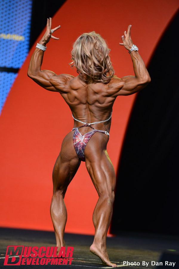 Danielle Reardon en la final