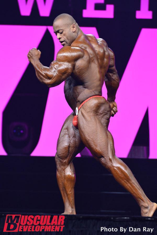 Essa Obaid, décimo puesto en Mr Olympia 2015