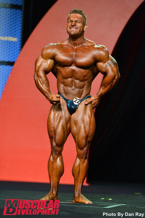 Flex Lewis, ganador de 212 Mr Olympia 2015