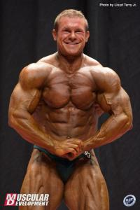 adam young bodybuilding photo