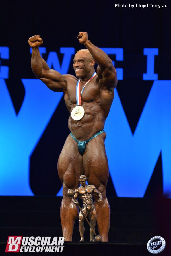 2016 Olympia Weekend!! 8895-phil-heath-391_final