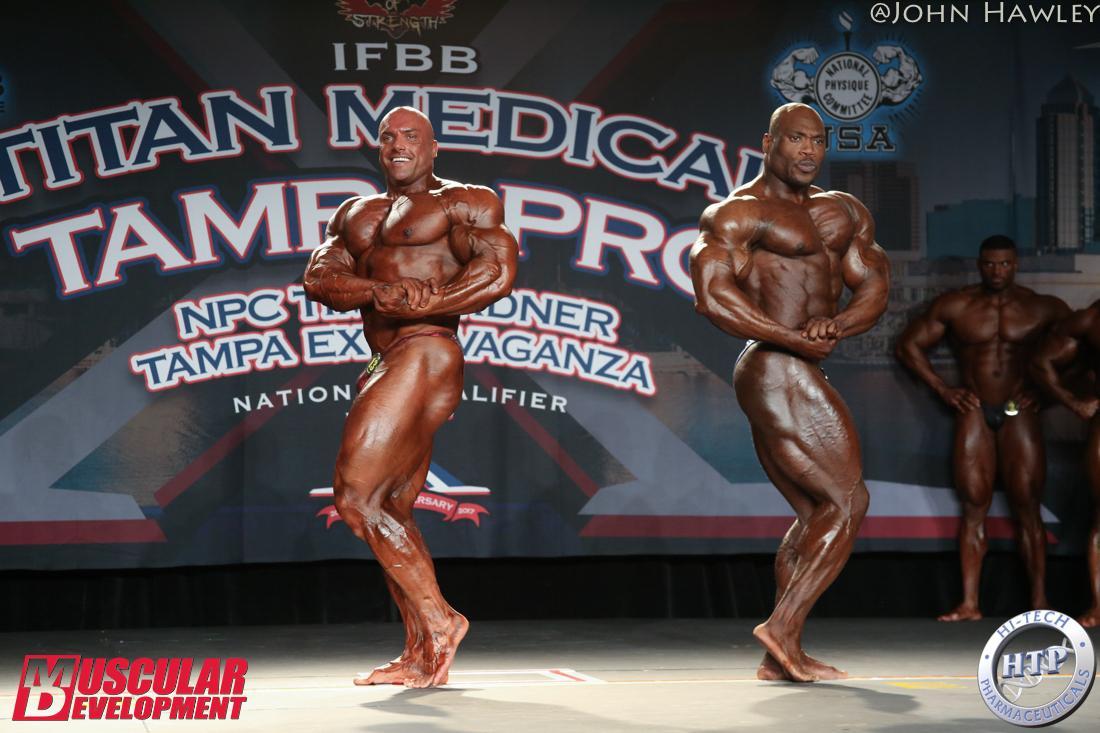 Tampa Bay Pro 2017 (5 Aυγούστου, Florida) [Αρχείο] - Bodybuilding gr