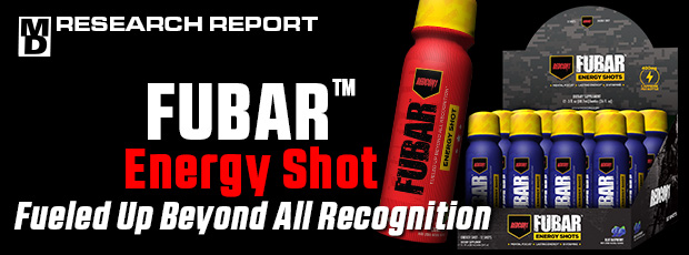 FUBAR™ Energy Shot Fueled Up Beyond All Recognition