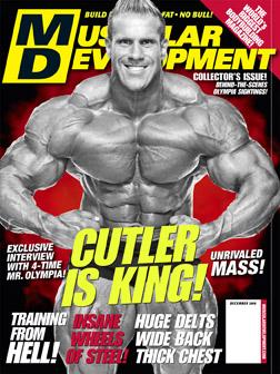 November 2010 MD Magazine Cover