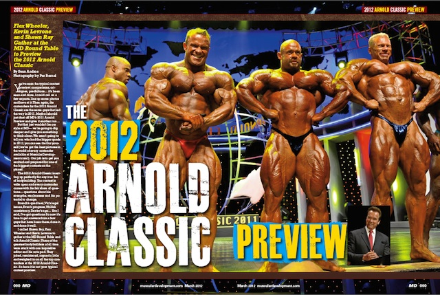 Arnold Amateur? Where Rising Stars Are Born