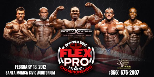 Article: International Federation of Body Building 2012 Show Index