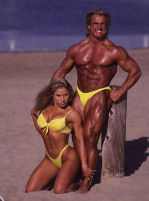 Perfil de la estrella: Tom Platz - The Golden Eagle Tommonica