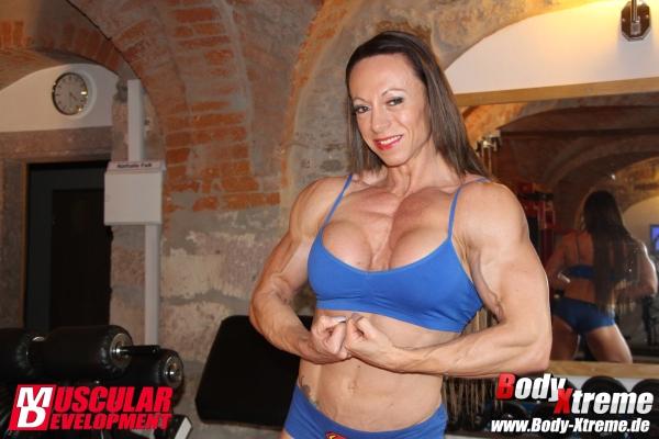 Nathalie Falk, 4 settimane fuori dal Arnold Classic 2015 IMG_6538wtmkwtmkwtmk