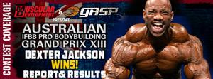 Australian Pro 2013 Bodybuilding