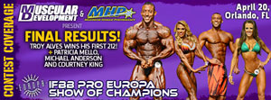 Europa Show of Champions - Orlando