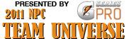 2011 NPC Team Universe